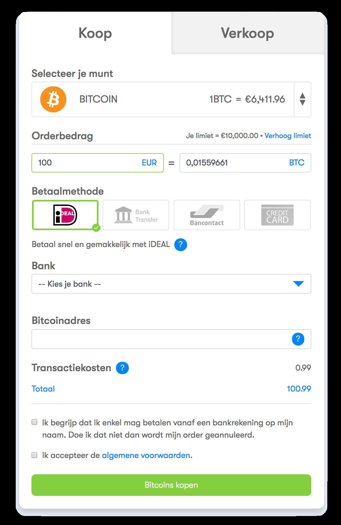 Hoe werkt bitcoin kopen?