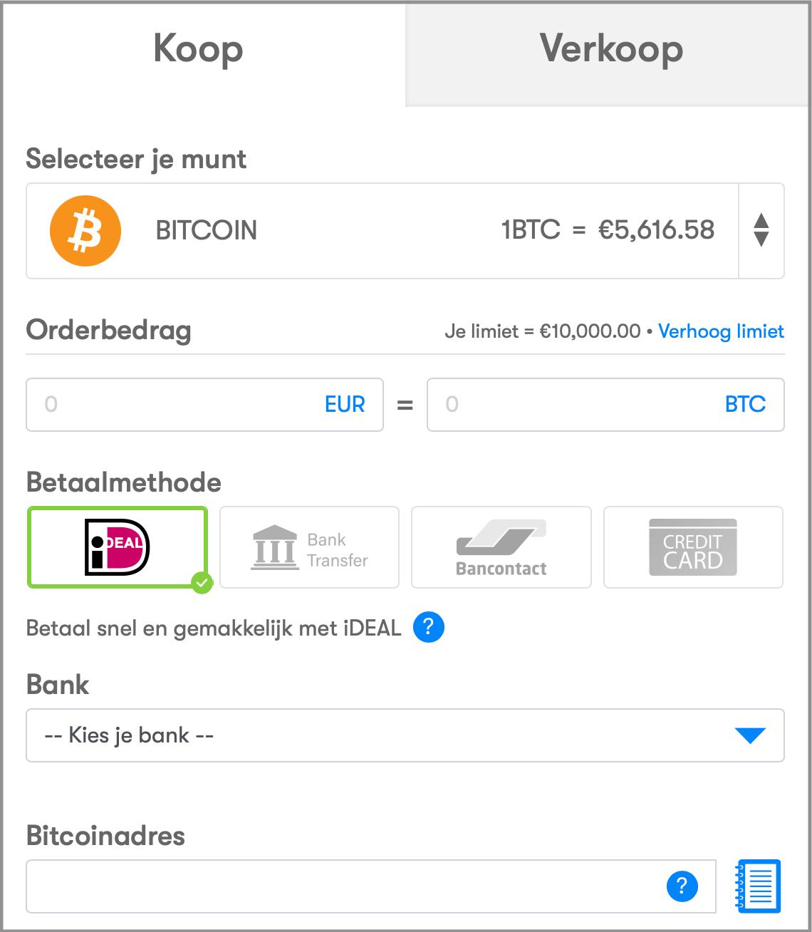 Veilig cryptovaluta kopen