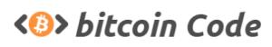 bitcoin code logo