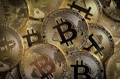cryptocurrency bitcoin-munten