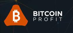 horizontaal logo profit bitcoin