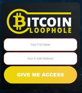 inlog panel bitcoin loophole