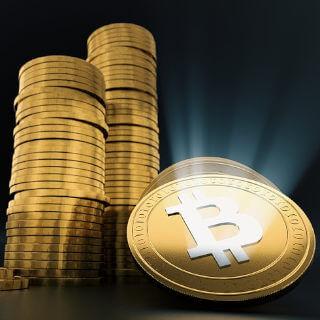toren van bitcoin munten
