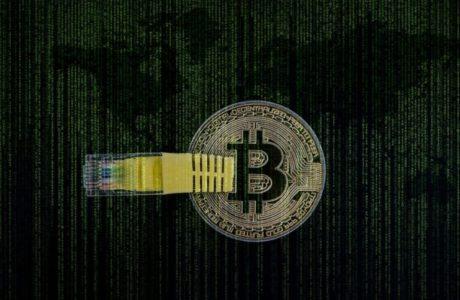 Hete portemonnee Bitcoin