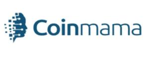 coinmama logo blauw