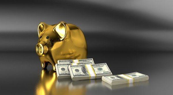 Geldvarken
